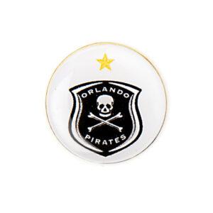 Orlando-Pirates-Die-Cast-steel-Marker-Disc