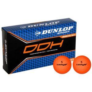BALL2042 - Dunlop Orange ball